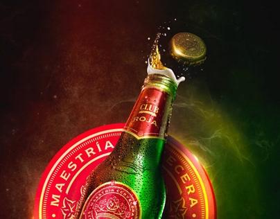 Club Premium Red Beer
