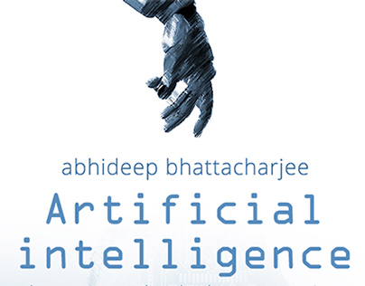 cover design for artificial intelligence
