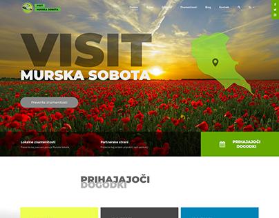 Visit Murska Sobota Concept Design