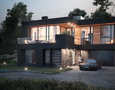 Norway Villa