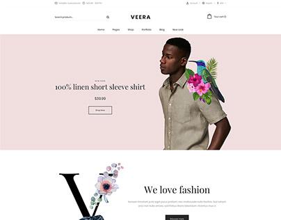Veera – Multipurpose WooCommerce Theme