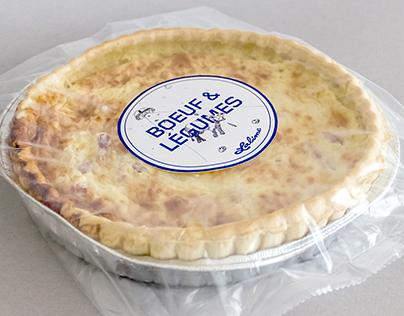 Lalime Pie Packaging