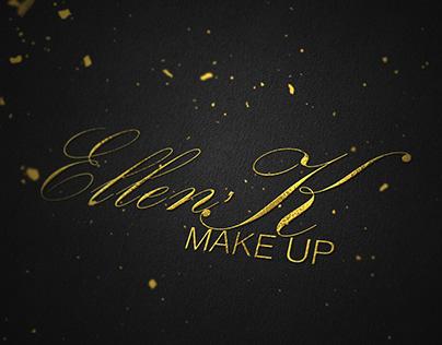 Ellen'K Make Up | Logo