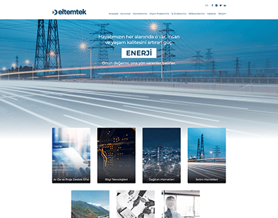Eltemtek Web Design, UI-UX and SEO