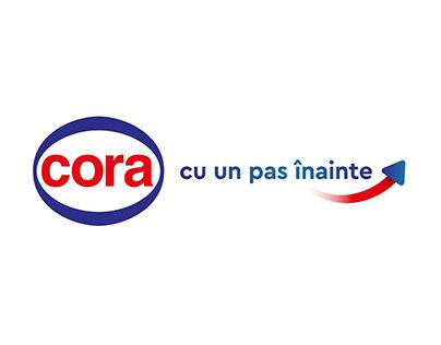 CORA Rebranding