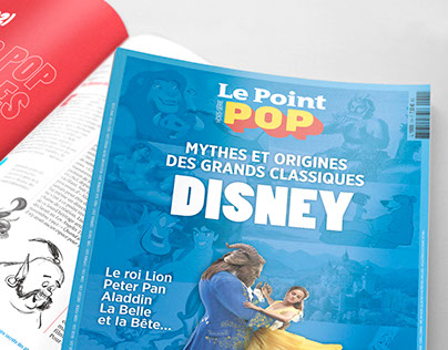 Le Point POP – Disney