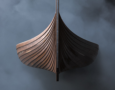 The Longboat | CGI