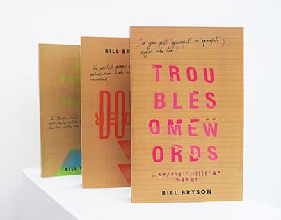 Bill Bryson Book Covers