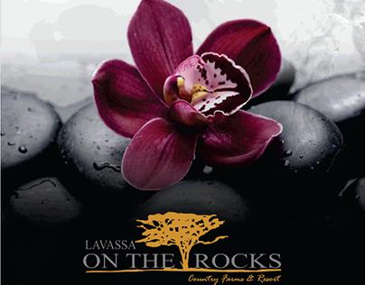 Lavassa On the Rocks | Catalogue Design
