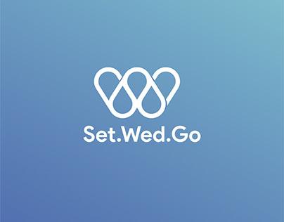 Set Wed Go Logo