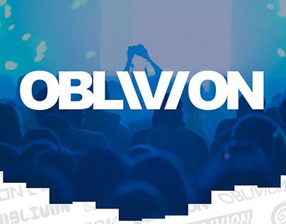 OBLIVION Logo & Posters