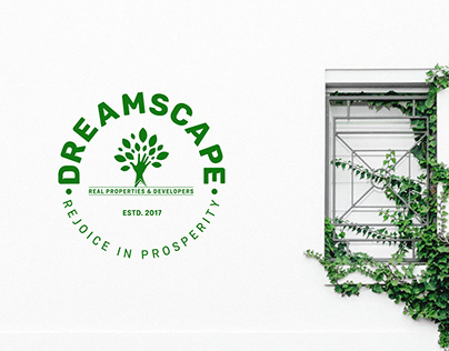 Branding System Crafted For Dreamscape