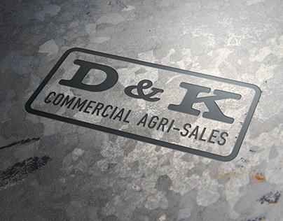 D&K Commercial Agri-Sales logo