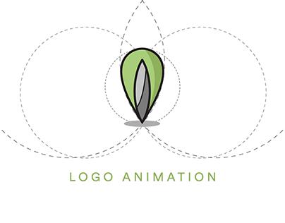 Logo Animation for Ryzone