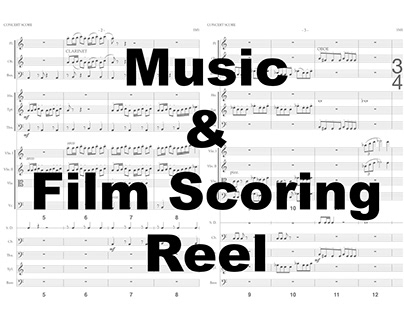 Music and Film Score Reel