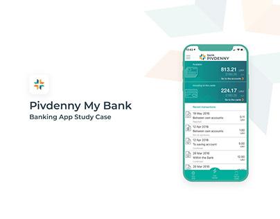 Pivdenny My Bank