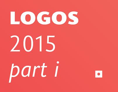 Logos 2015. Part i