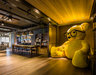 A.design Studio | Taipei office