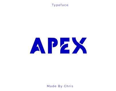 Apex | Typeface