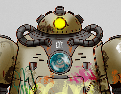 ロボット — ROBOTS