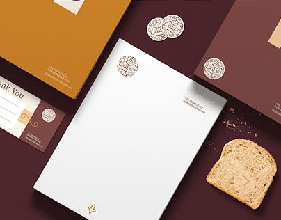 The Bakery Brand Identity Design.