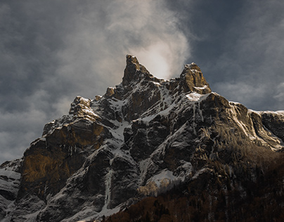 Mountains - French Alps