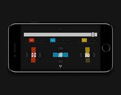 GridComposer App
