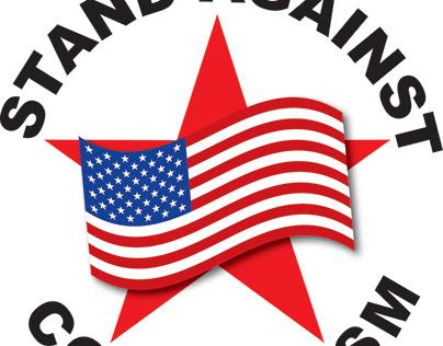 Stand Against Communism Logo