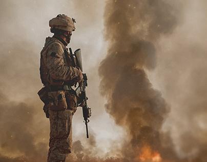 Marjah Marines