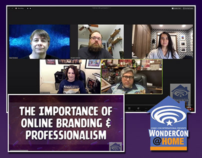 The Importance of Online Branding and Professionalism