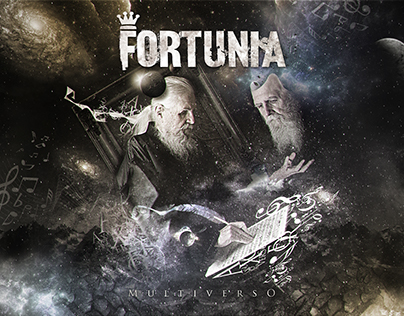 Fortunia . CD Cover Art