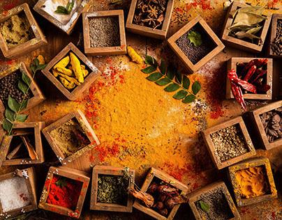 Hyatt Calendar - Food Photography