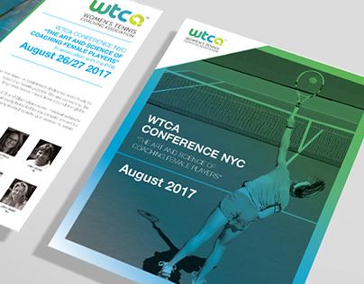 WTCA 2017 // Event Collateral