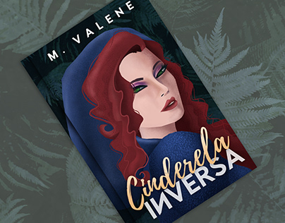 Cinderela Inversa - Capa de Livro