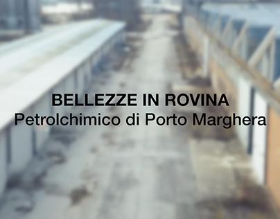 BELLEZZA IN ROVINA Petrolchimico di Porto Marghera