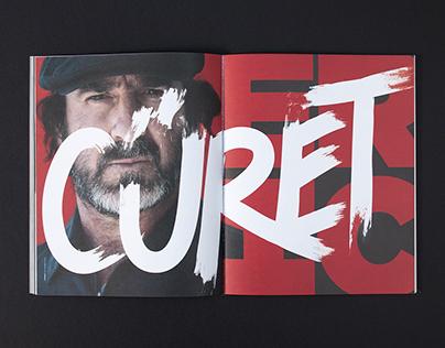 Eric Cantona - Socrates Magazine