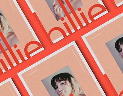 Billie Catalog