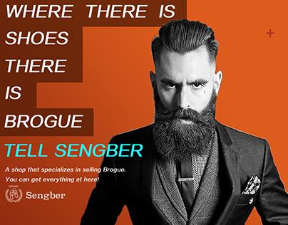 Sengber The Brogue
