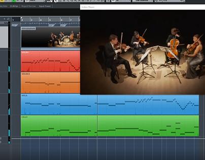 "Edoardo Gigante plays ""Adagio for Strings"" (S. Barber)"