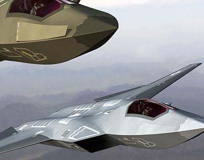 Lockheed Martin - Sixth Generation Fighter