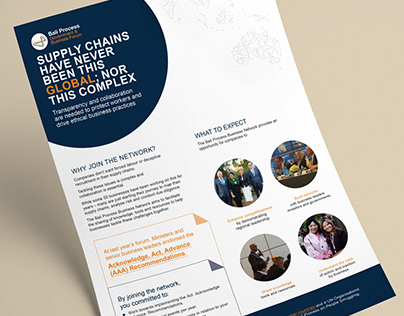 Bali Process Business Network Invitation