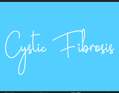 Cystic Fibrosis Animated Infographic