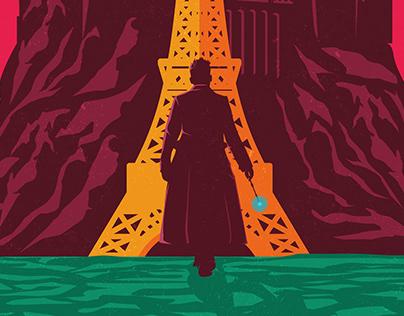 Fantastic Beasts: Crimes of Grindelwald Illustration