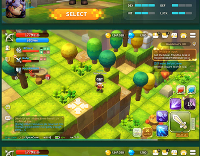 MapleStory2 Mobile