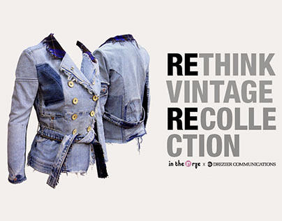Second-hand Vintage Store :: Upcycling Women's Blazer