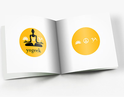 Yogeek - Branding