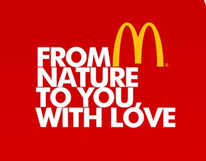 Mcdonalds advertisement Campaign