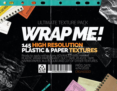 Wrap Me! Ultimate Textures Pack