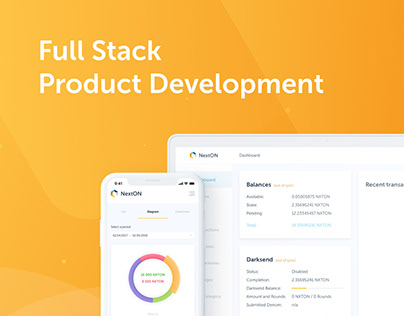 Web/Mobile & Desktop Exchange App Next-On