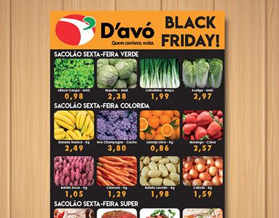 Mercado D'avó - Black Friday!